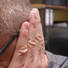 Tinnitus durch gestoerten Schlafplatz