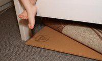 Kopschinakork unter Kinderbett